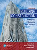 Building Construction: Principles, Materials & Systems (2-downloads) (What's New in Trades & Technology)