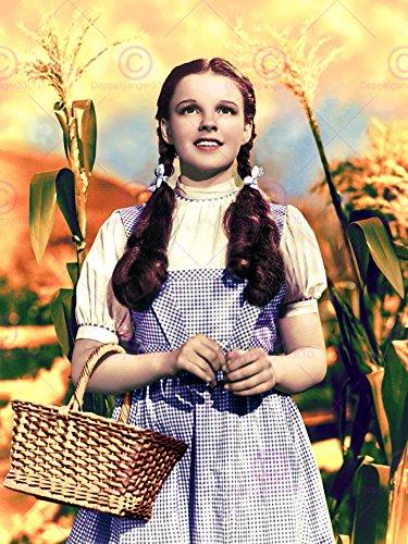 Doppelganger33 LTD Movie Film Scene Judy Garland Dorothy Wizard OZ Classic Canvas Art Print