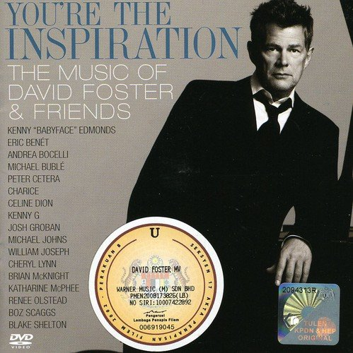 You'Re the Inspiration-the Music of David Foster