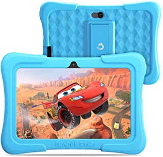 Dragon Touch Y88X Pro 7 inch Kids Tablets, 2GB RAM 16GB ROM, Android 9.0 Tablet, Kidoz Pre Installed with Disney Contents...