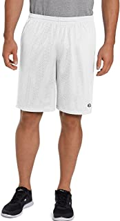 Long Mesh Men's Shorts with Pockets