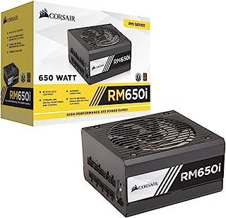 Corsair (CP-9020081-UK) RMi Series RM650i ATX/EPS Fully Modular 80 Plus Gold 650W Power Unit UK Supply