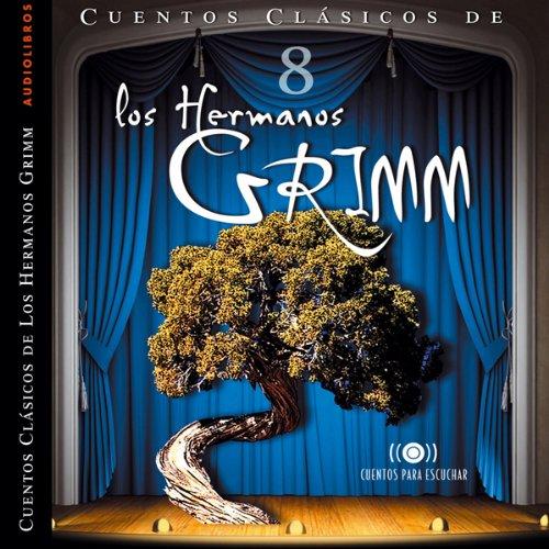 Cuentos VIII [Stories VIII] audiobook cover art