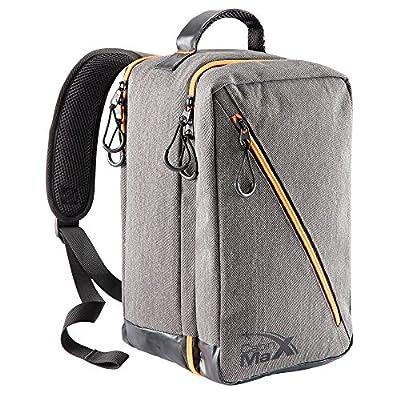 Oxford Stowaway Bag - 20x35x20cm - Carry élégant sur ??la Cabine Sac Parfait pour Allocation de Sac Ryanair Deuxième