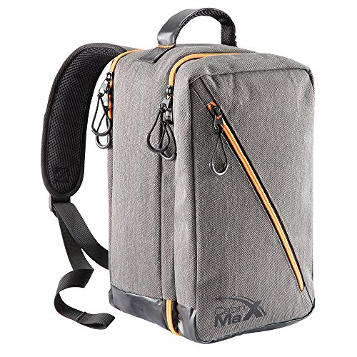 Oxford Stowaway Mini Backpack - 35x20x20 - Perfect Cabin Luggage for Travel Accessories and as an Overnight Bag - Under Seat Carry on Bag