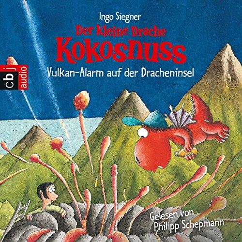 Vulkan-Alarm auf der Dracheninsel audiobook cover art