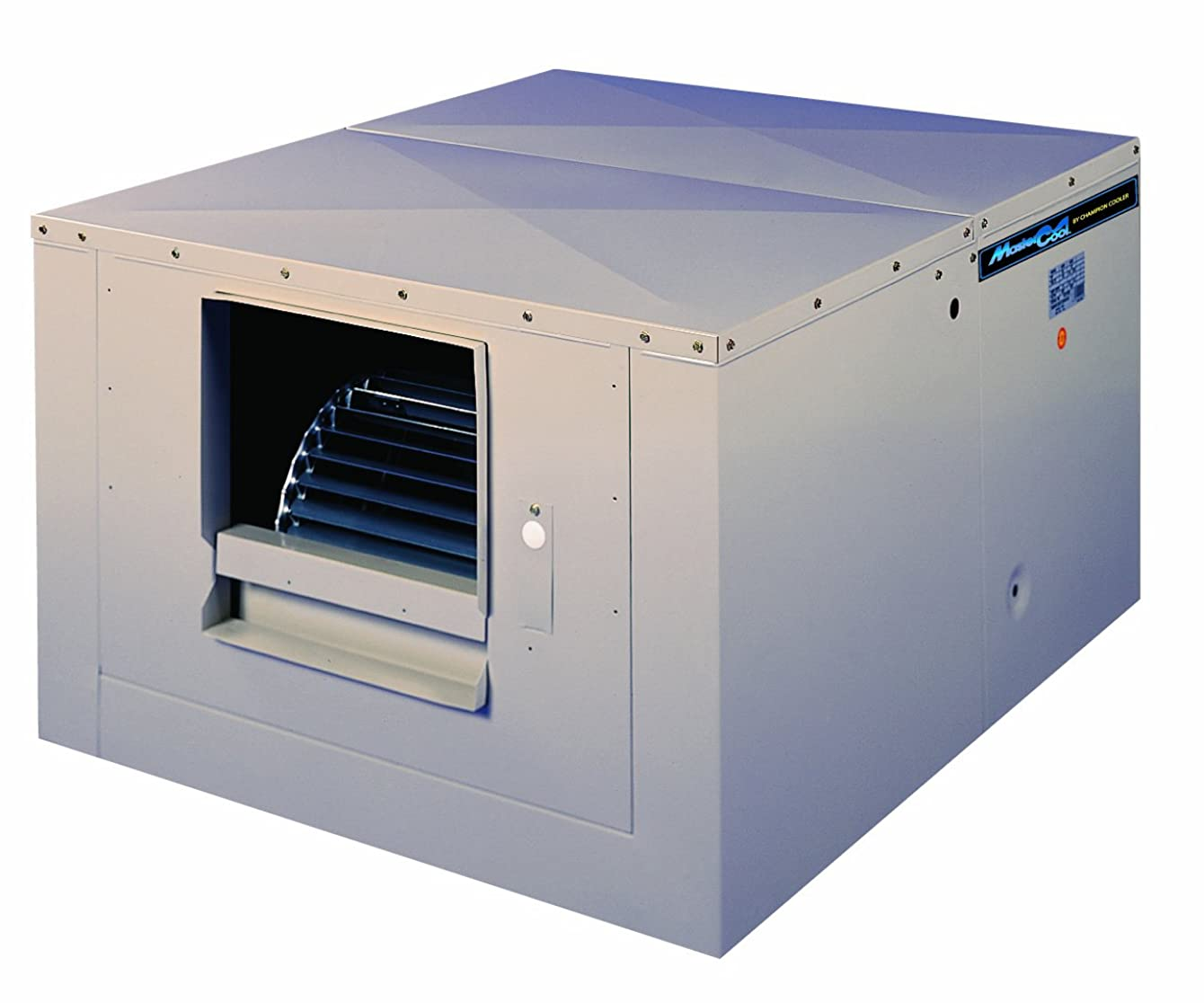 MasterCool AS2C5112 Side-Draft Evaporative Cooler with 1,750 Square Foot Cooling, 5,000 CFM