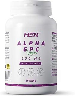 HSN Alpha-GPC   300mg L-Alpha-Glycerylphosphorylcholine   2 Maandelijkse levering   Choline Source   Maximale cognitieve p...