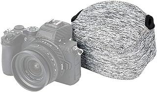 JJC Neopren kameraväska för Nikon Z50 med Nikkor Z DX 16-50 F/3,5-6,3 VR-objektiv och Nikon HN-40 linskåpa, för Fujifilm ...