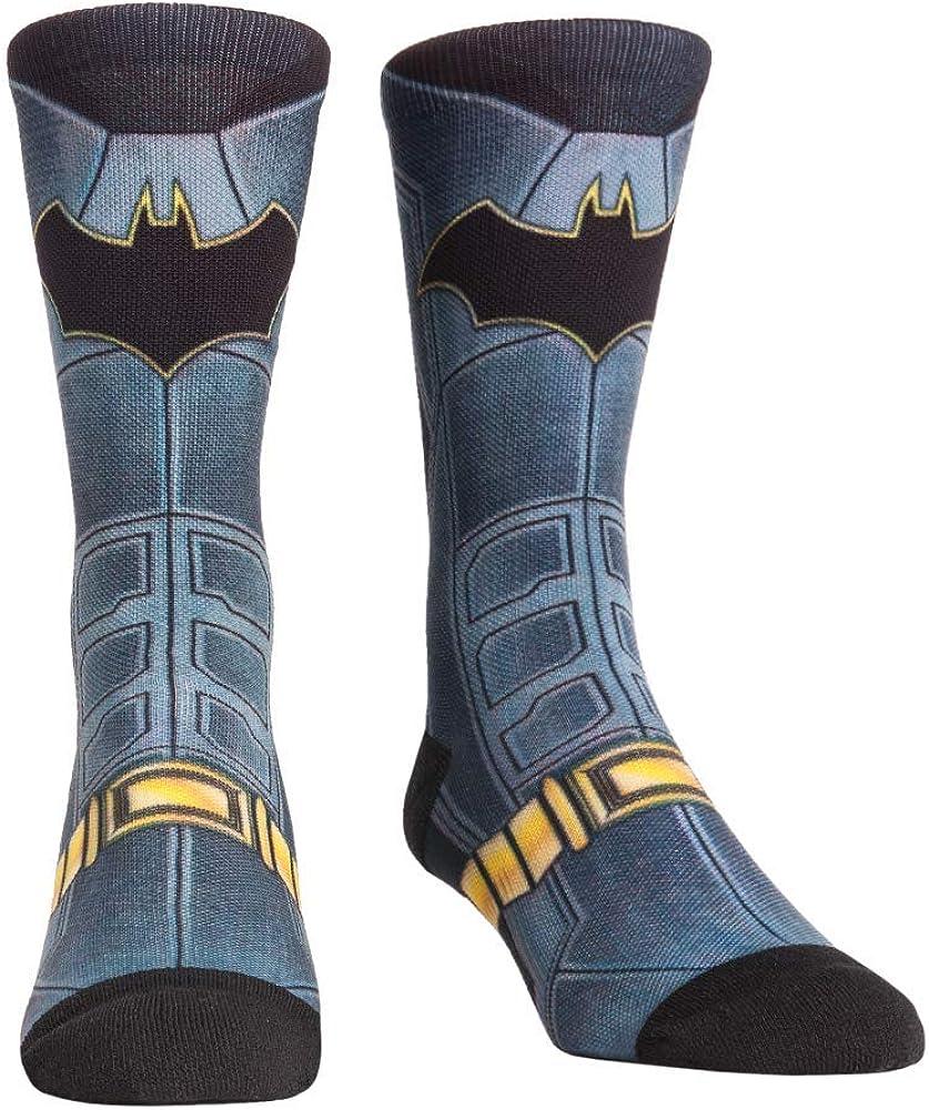 DC Comics Super Premium HyperSuit Socks