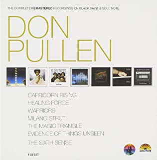 Don Pullen - Complete Recordings on Black Saint & Soul Note