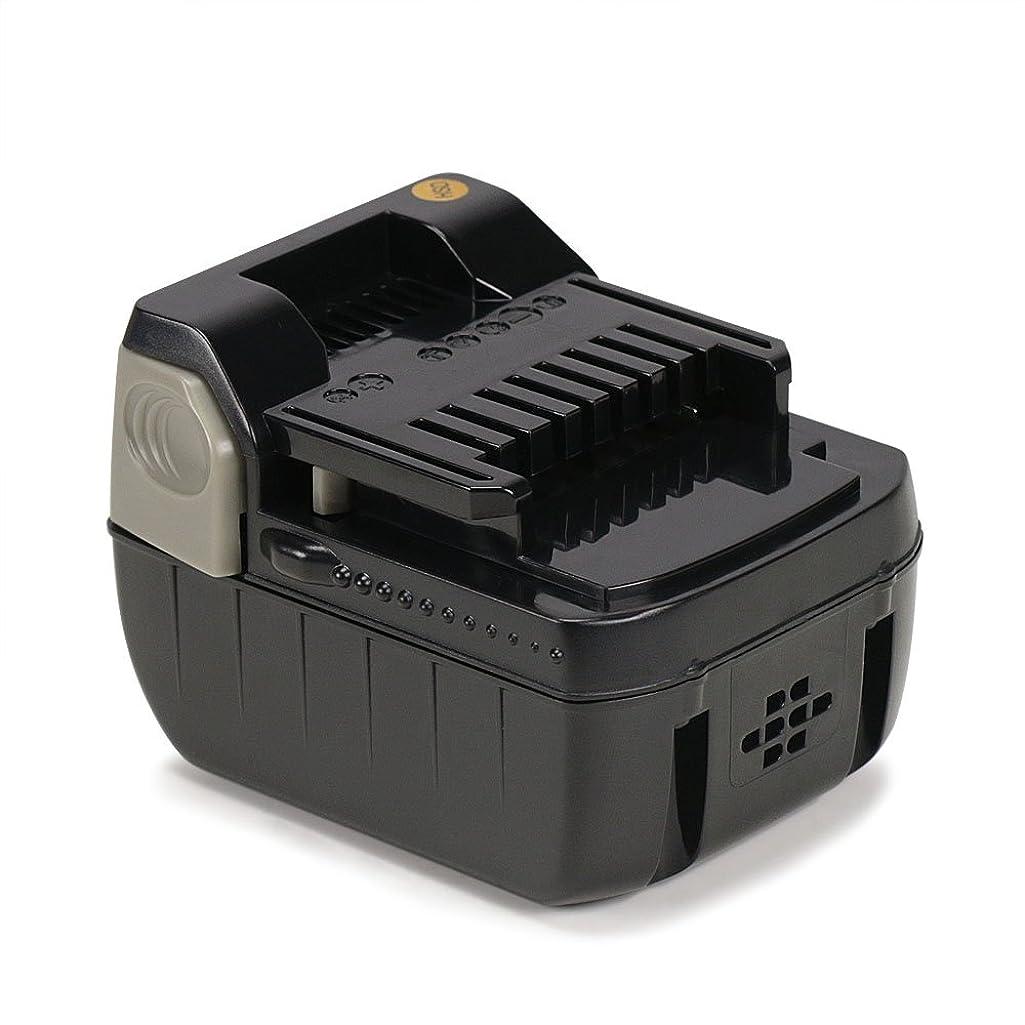 地味なオリエンタル防水REEXBON 日立 14.4V バッテリー bsl1430 bSL1460 互換バッテリー 大容量 3000mAh リチウムイオン電池 bsl1415 bsl1440 bsl1450 329083 329877 329901互換 インパクト日立 14.4v 1年保証(1個)