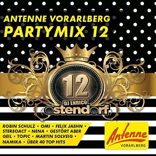 ANTENNE VORARLBERG Partymix Vol. 12 - Mixed by Enrico Ostendorf