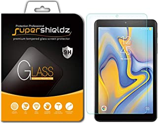Supershieldz for Samsung Galaxy Tab A 8.0 inch (2018) (SM-T387 Model) Tempered Glass Screen Protector, 0.33mm, Anti Scratch, Bubble Free