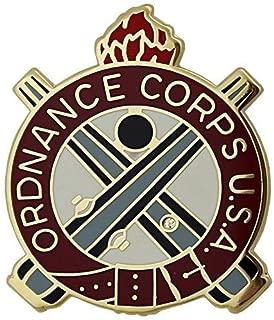 US Army Ordnance Regimental Crest