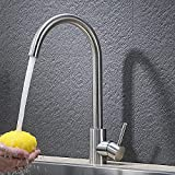 VAPSINT 360 Degree Swivel Modern Single Hole Outdoor Kitchen...