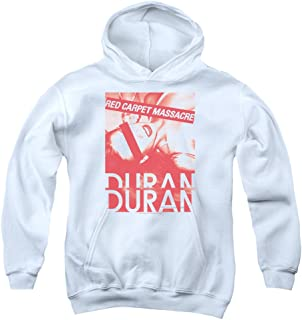 Duran Duran Red Carpet Massacre Unisex Youth Pull-Over Hoodie For Boys and Girls