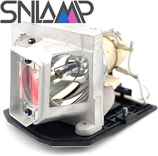 SNLAMP BL-FU240A / SP.8RU01GC01 Lámpara de proyector Repuesto 240W Bombilla con Carcasa para OPTOMA DH1011 EH300 HD131X HD25 HD2500 HD30 HD30B DH1011i HD25-LV HD25-LV-WHD proyectores