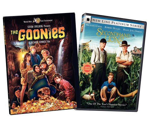 SECONDHAND LIONS/GOONIES