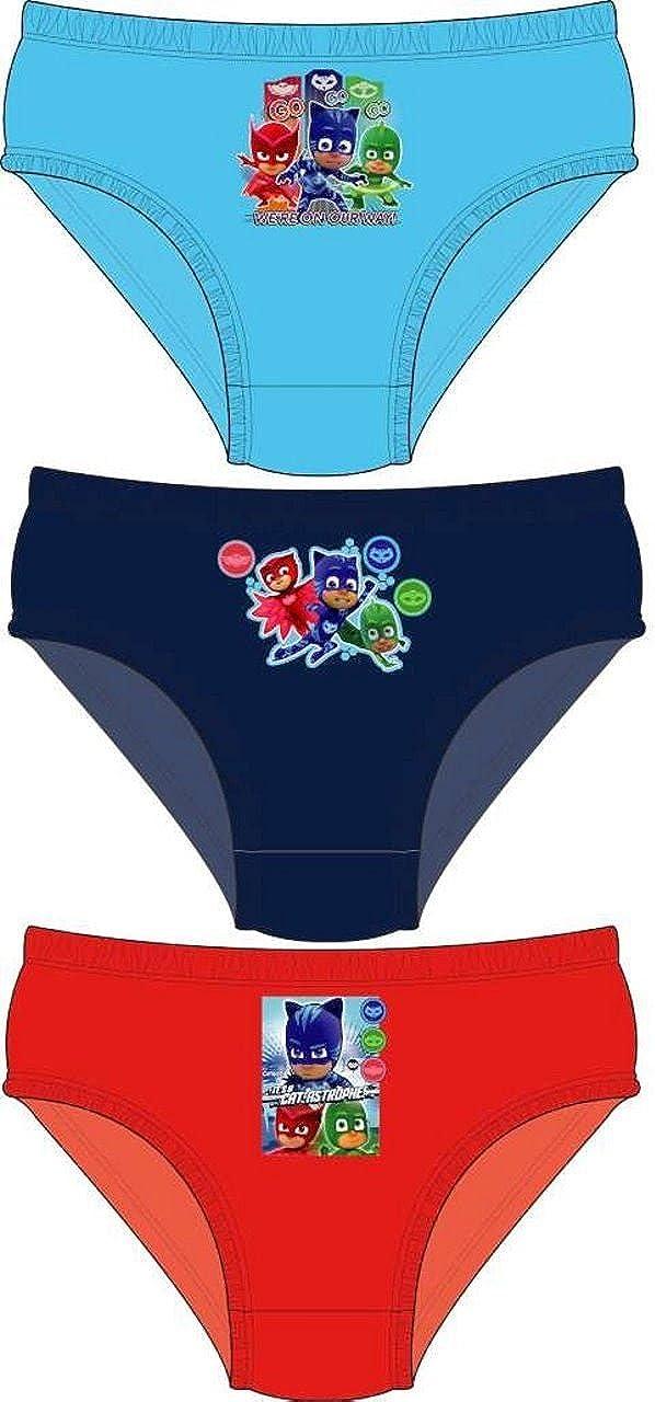Boys Childrens PJ Masks Pants Briefs Underwear