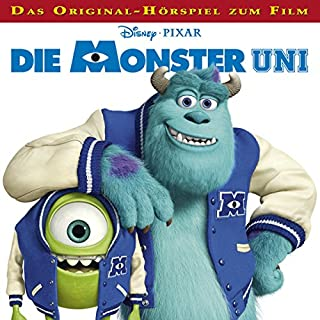 Die Monster-Uni Titelbild