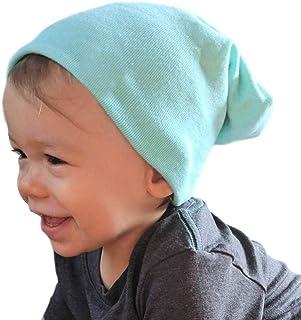 Huhu833 Baby H/üte S/äugling Kleinkind KinderBabyM/ädchen Baumwolle weiche Hip Hop M/ütze Beanie