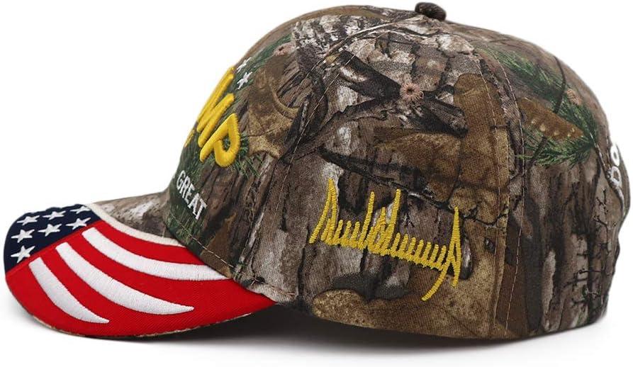 Trump Hat Makes America Great Again Camouflage Baseball Cap New Donald Trump 2020 Cap American Baseball Cap