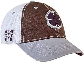 BLACK CLOVER Mississippi State University Collegiate 2T Vintage Hat