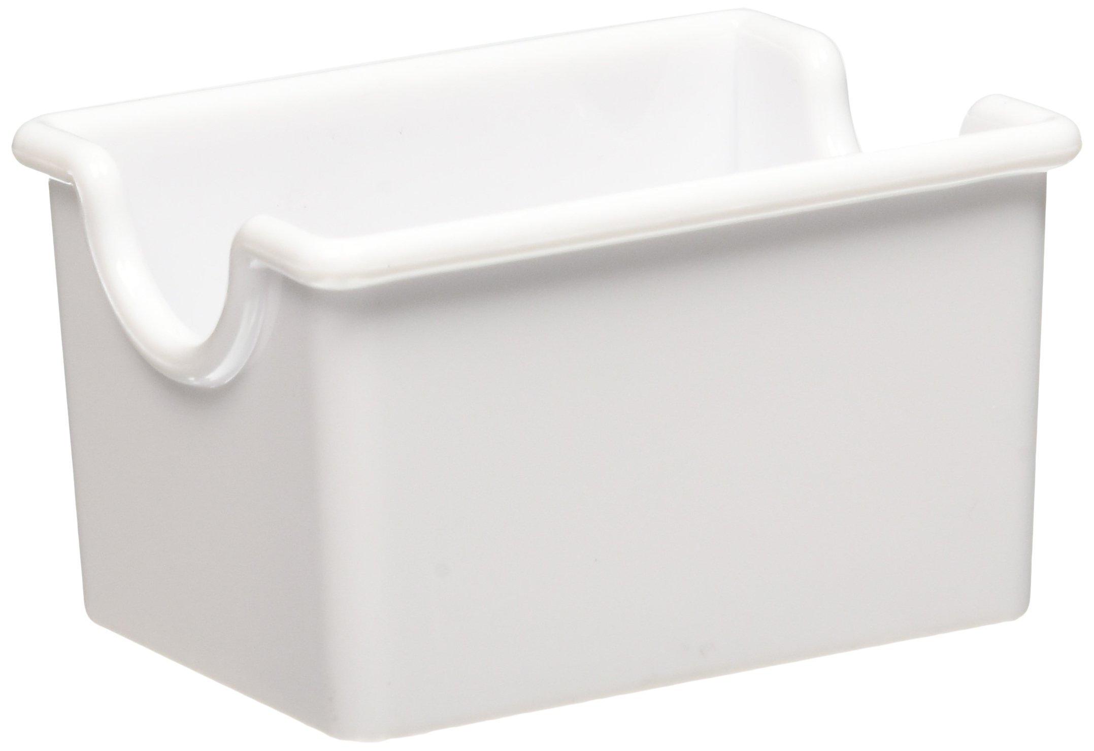 Amazon Com Winco Pph 1w Plastic Sugar Packet Holder White Sugar Caddies Pph 1w Sugar Packet Holders