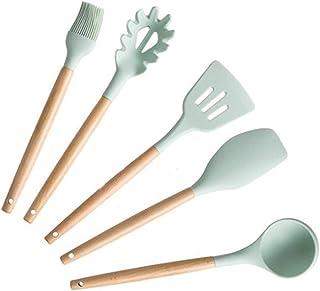 JINSUO 12 / 11 / 9 قطع سيليكون أدوات المطبخ المطبخ المطبخ أدوات المطبخ المطبخ المطبخ المطبخ المطبخ اكسسوارات الأدوات (اللو...