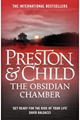 The Obsidian Chamber (Agent Pendergast Book 16) Kindle Edition