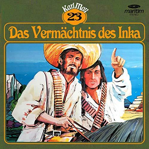 Das Vermächtnis des Inka Titelbild