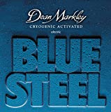 Dean Markley 7-String Blue Steel Electric Guitar Strings, 11-60, 2562A, Medium