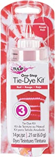 Tulip One-Step Dye Kits- Red
