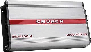 Crunch SA-2100.4 Smash Series 2,100-Watt 4-Channel Class AB Amp photo