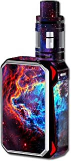 Skin Decal Vinyl Wrap for Smok G-Priv 220W Vape Mod stickers skins cover/ Cosmic Color Galaxy Universe