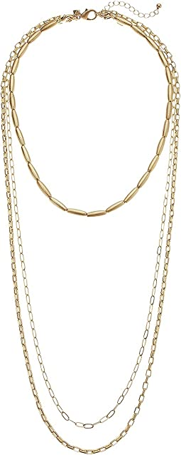 Sadie Strands Layering Necklace