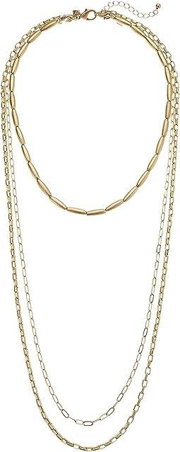 Sadie Strands Layering Necklace