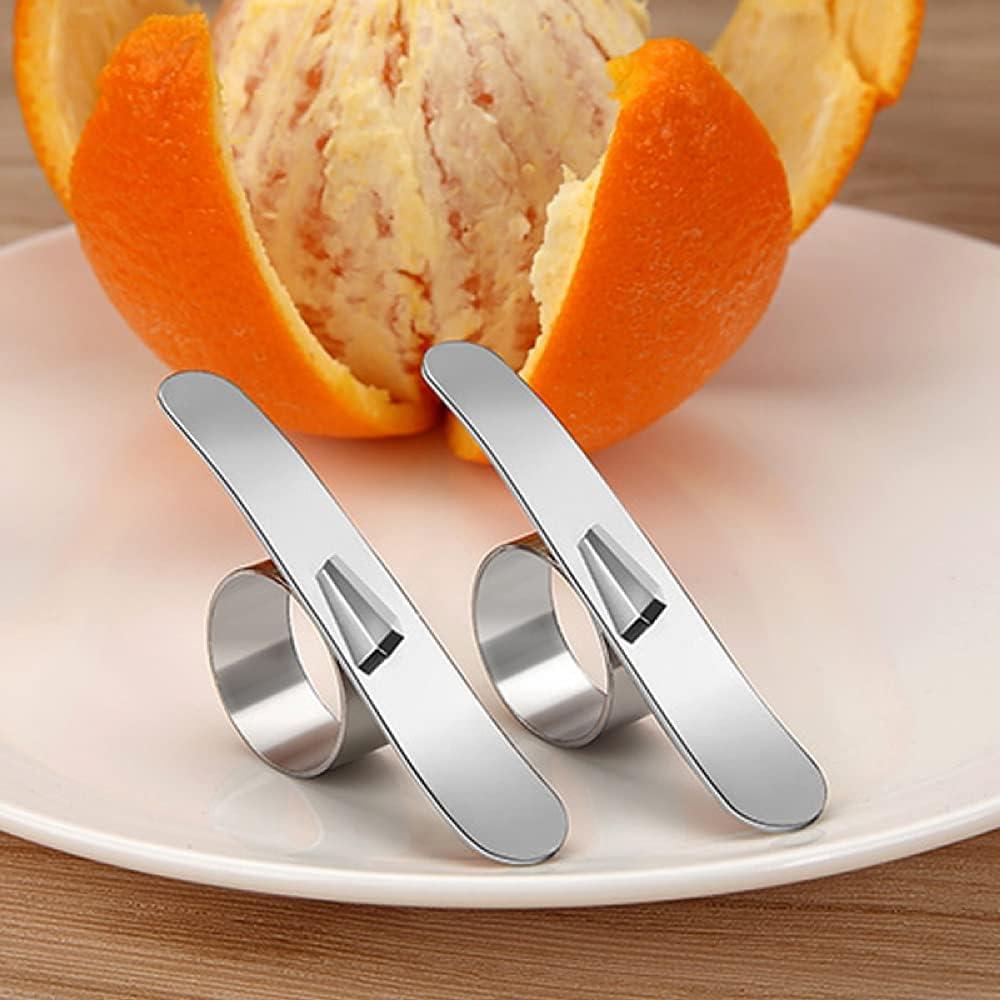 Skreened Orange Citrus Peelers Two Pee Slicer High material Types Easy Cutter Sales