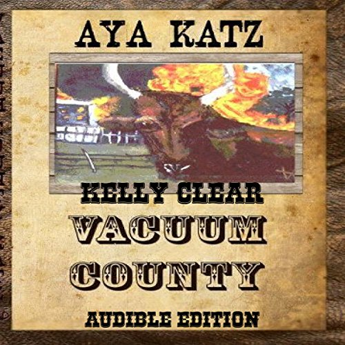 Vacuum County audiobook cover art