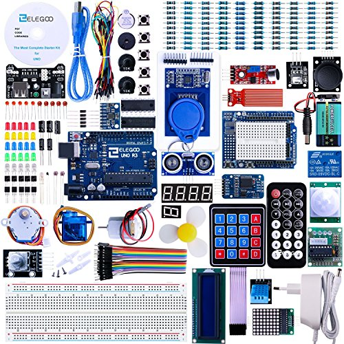 arduino uno r3 ultimate starter kit