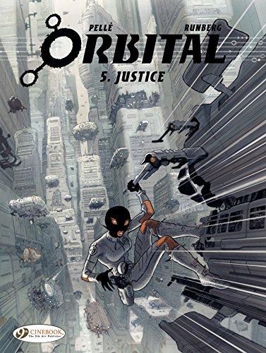Orbital - Volume 5 - Justice (English Edition)