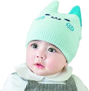 Warm Cute Unisex Newborn Baby Fall Winter Little Fox Hat