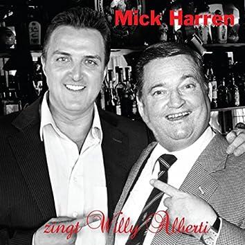 Mick Harren zingt Willy Alberti