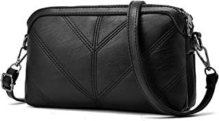 Ladies bags, handbags, shoulder bags, women's bags, women handbag small satchel purses ladies black Shoulder Bag Fashion C...