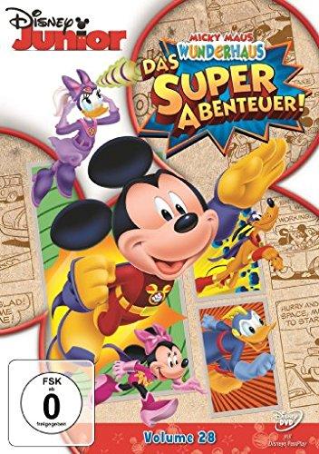 Micky Maus Wunderhaus, Volume 28 - Das Super Abenteuer!