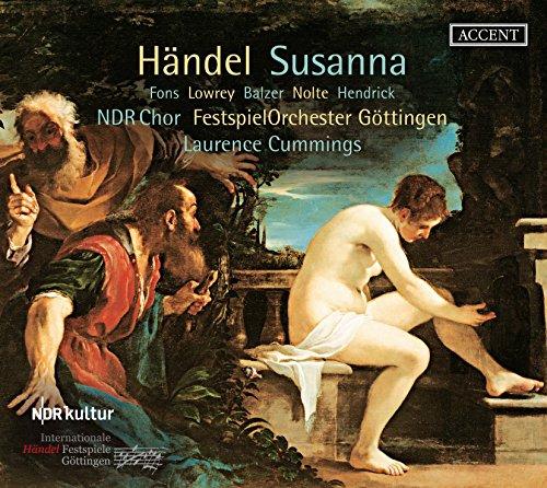 Haendel : Susanna / Cummings