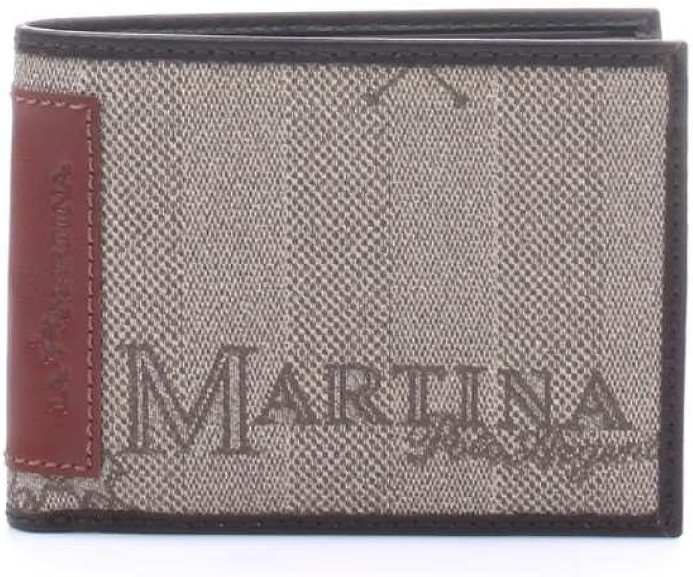 La Martina ,  Herren-Geldbörse Herren-Geldbörse Herren-Geldbörse braun braun B06Y2CP83G 644ab2