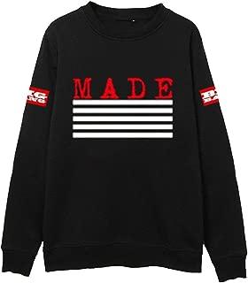 Kpop Bigbang Come Back Made T-Shirt GD Tae Yang Tshirt G-Dragon T.O.P Tee