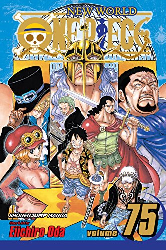 One Piece, Vol. 75: Repaying the Debt (One Piece Graphic Novel) (English Edition)
